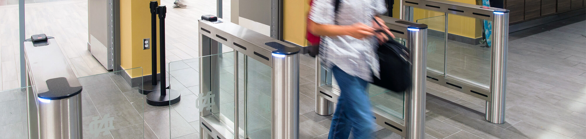 Optical Turnstiles – The Secret Ingredients that Improve Efficiency for Notre Dame's Dining Hall