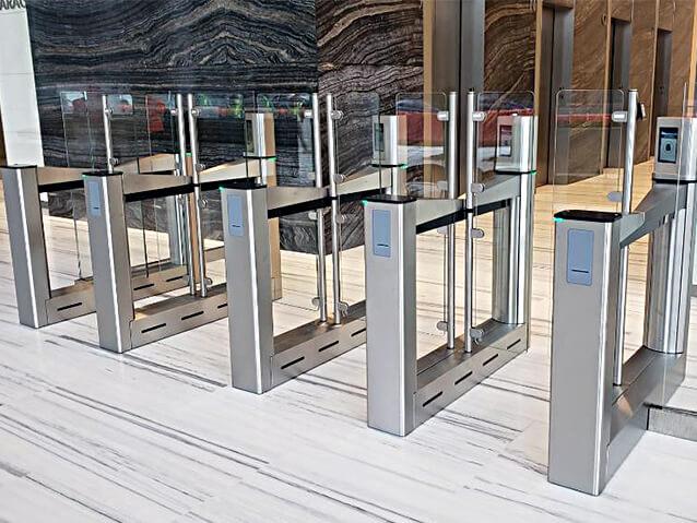 Fastlane Glassgate 400 - Elevator Access Implementation
